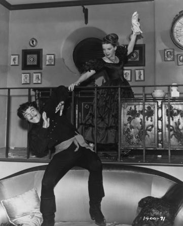 Gene Kelly, Judy Garland