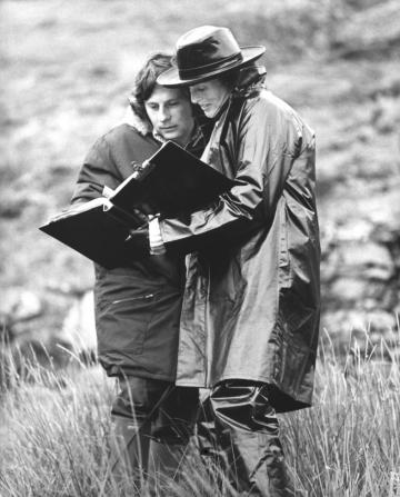Roman Polanski, Angela Allen