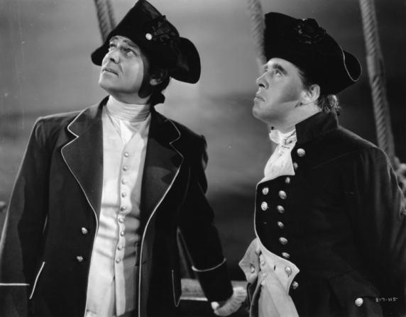 Clark Gable, Charles Laughton