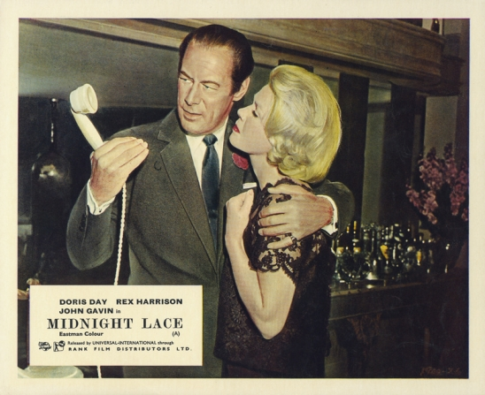 Rex Harrison, Doris Day