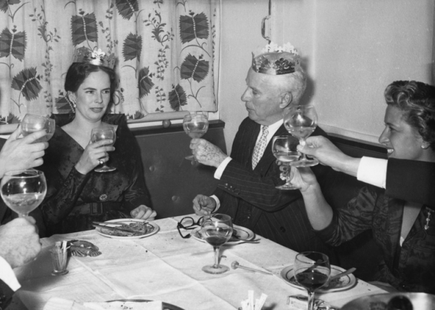 Charles Chaplin, Oona Chaplin