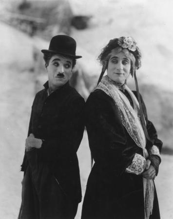 Charles Chaplin, Sydney Chaplin