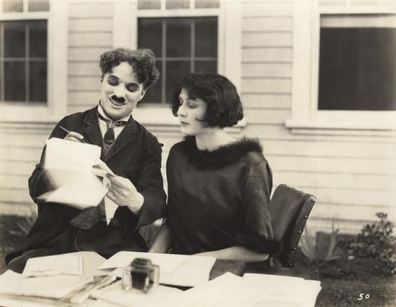 Charles Chaplin, Lita Grey