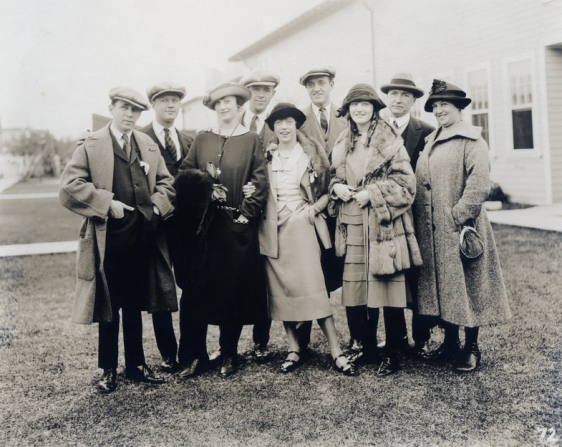 Charles Chaplin, Alfred Reeves