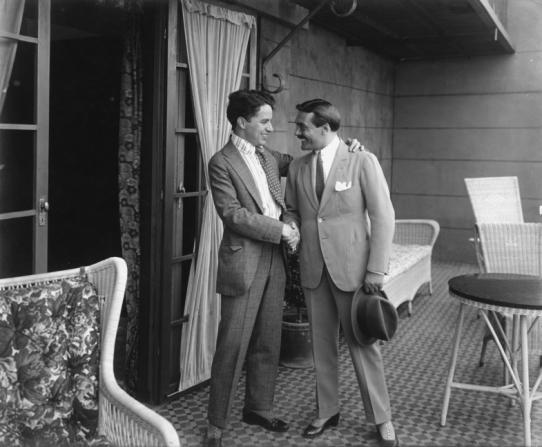 Charles Chaplin, Max Linder