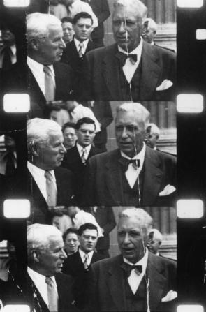 Charles Chaplin, Mack Sennett