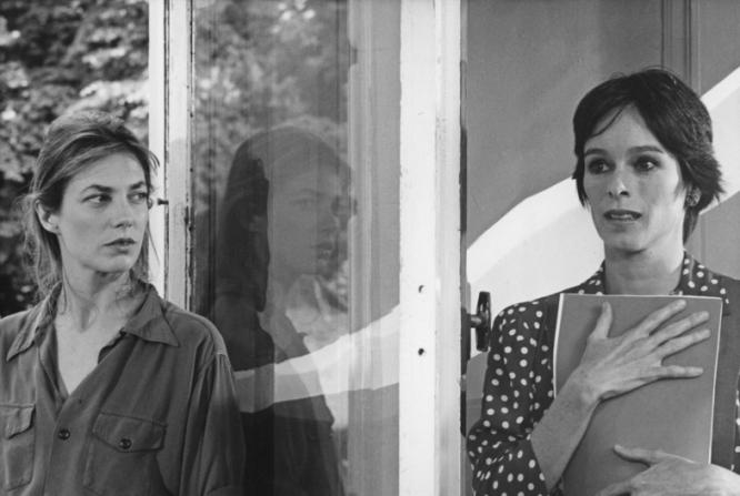 Jane Birkin, Geraldine Chaplin