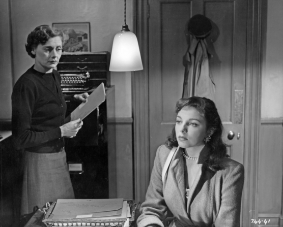Celia Johnson, Joan Collins