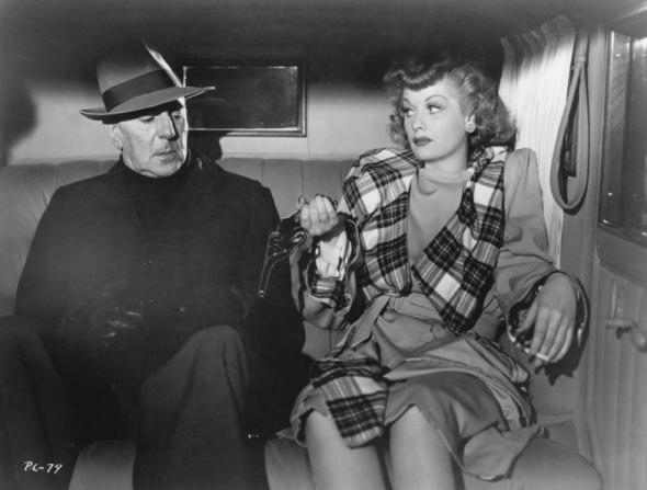 George Zucco, Lucille Ball