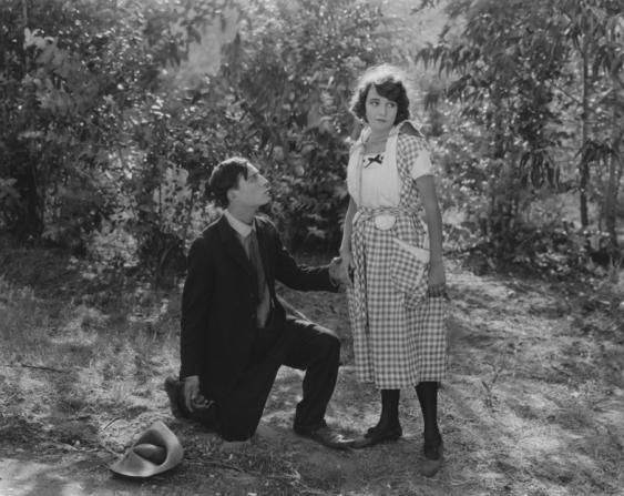 Buster Keaton, Sybil Seely