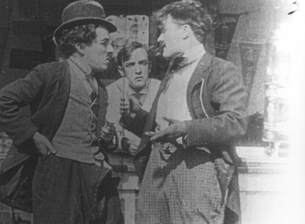 Charles Chaplin, Billy Armstrong, Snub Pollard