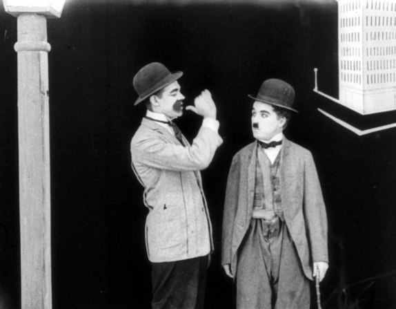 Albert Austin, Charles Chaplin
