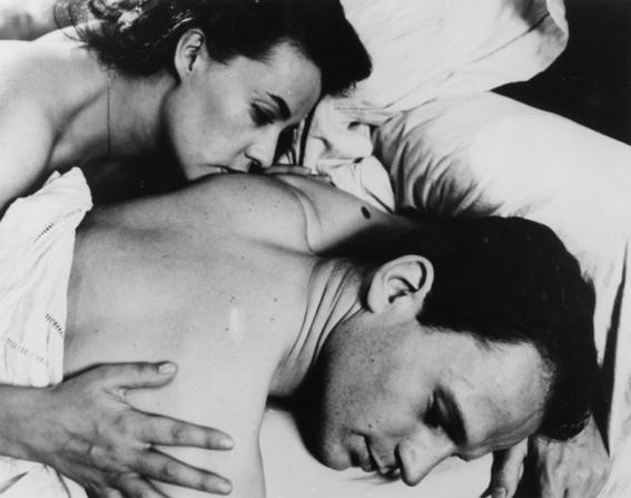 Jeanne Moreau, Jean-Marc Bory