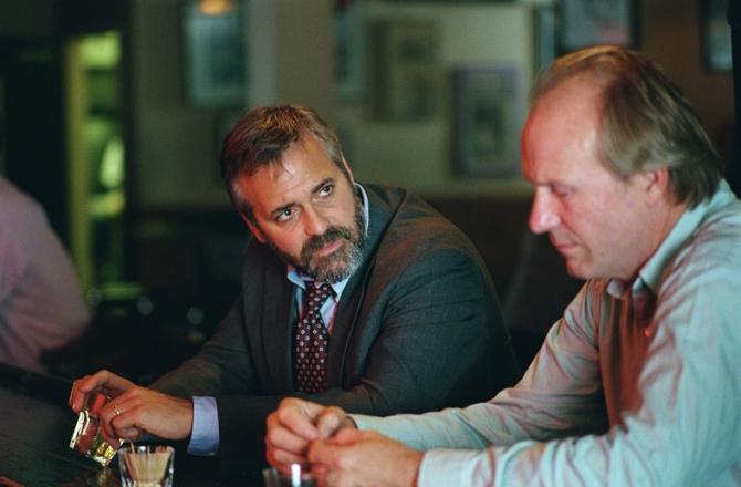 George Clooney, William Hurt