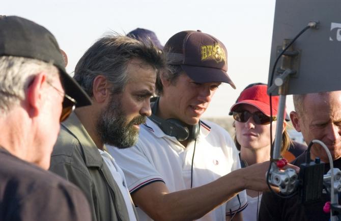 Stephen Gaghan, George Clooney