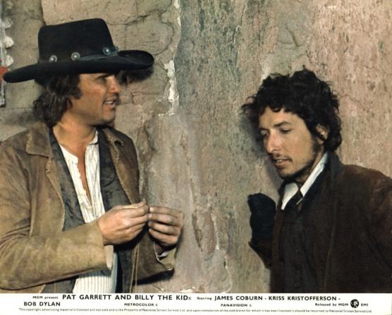 Kris Kristofferson, Bob Dylan