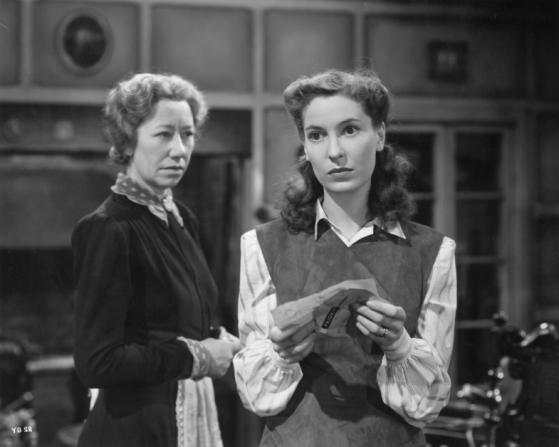 Flora Robson, Valerie Hobson