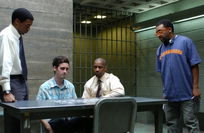 Spike Lee, Denzel Washington