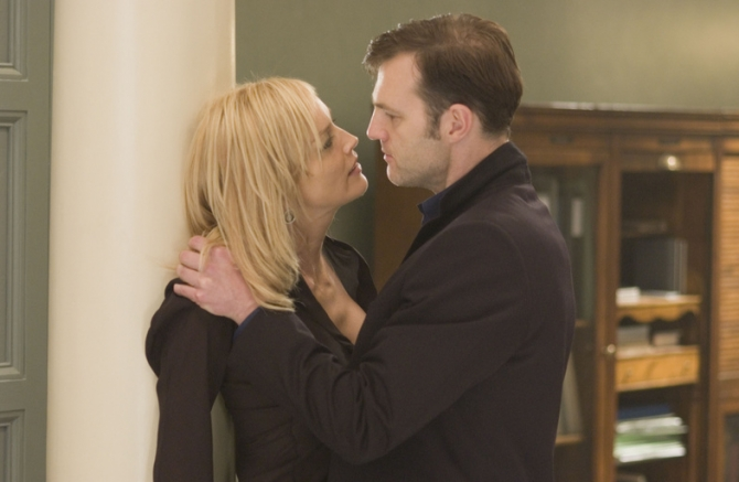Sharon Stone, David Morrissey