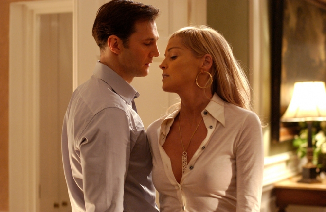 David Morrissey, Sharon Stone