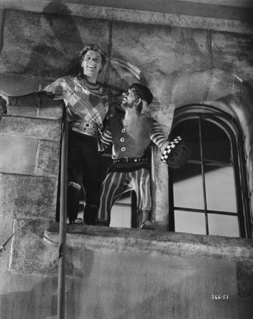Burt Lancaster, Nick Cravat