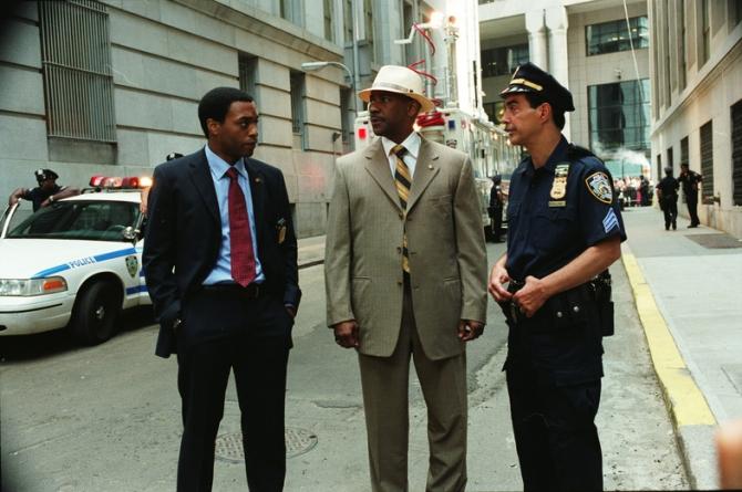 Denzel Washington, Victor Colicchio