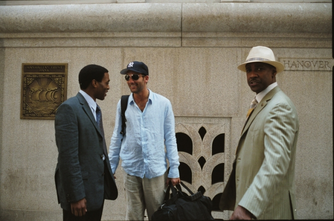 Denzel Washington, Clive Owen