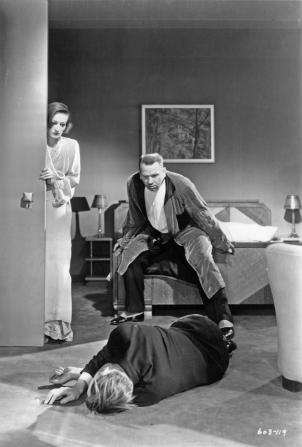 Joan Crawford, Wallace Beery