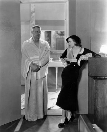 Wallace Beery, Joan Crawford