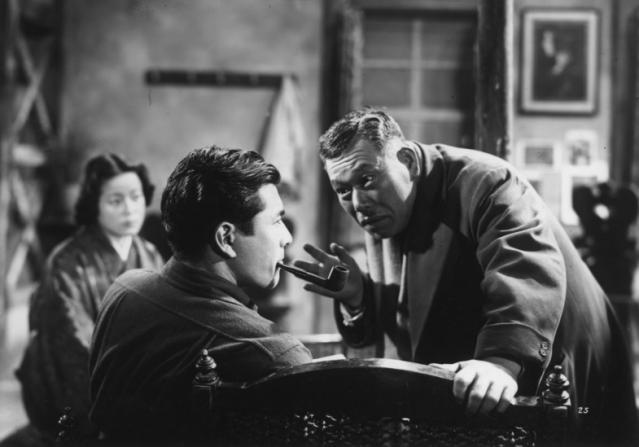 Toshiro Mifune, Takashi Shimura