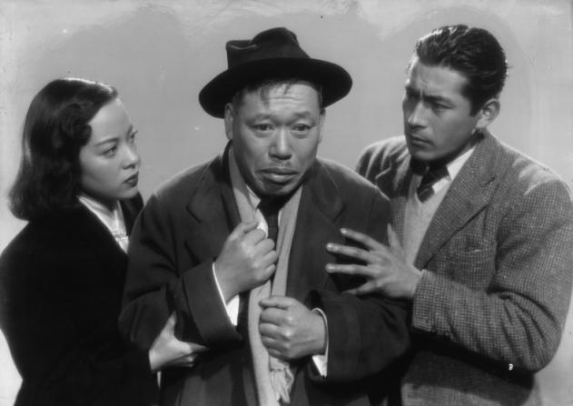 Takashi Shimura, Toshiro Mifune