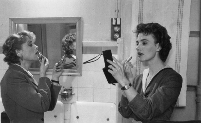 Miou-miou, Isabelle Huppert