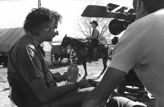 Michael Winner, Burt Lancaster, Bob Paynter