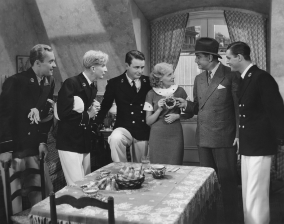 Thomas Beck, Sterling Holloway, Lew Ayres, Pat Paterson, Alan Dinehart, Eddie Nugent