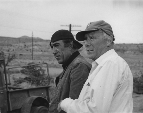 Anthony Quinn, Carol Reed