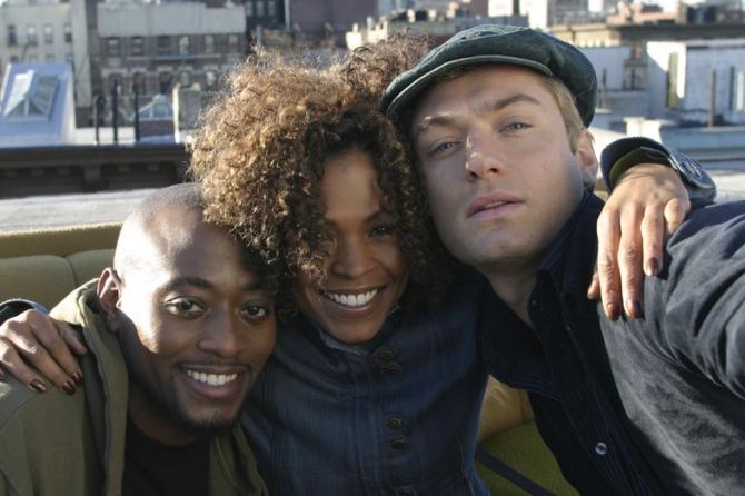 Omar Epps, Nia Long, Jude Law