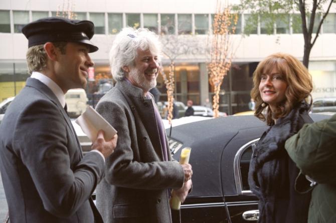 Jude Law, Charles Shyer, Susan Sarandon