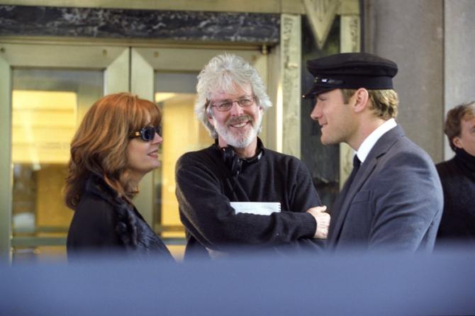 Susan Sarandon, Charles Shyer, Jude Law