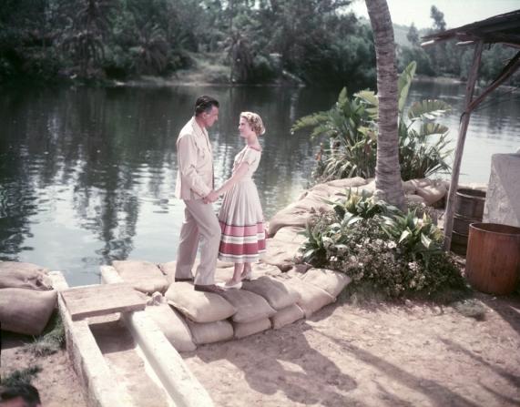 Stewart Granger, Grace Kelly