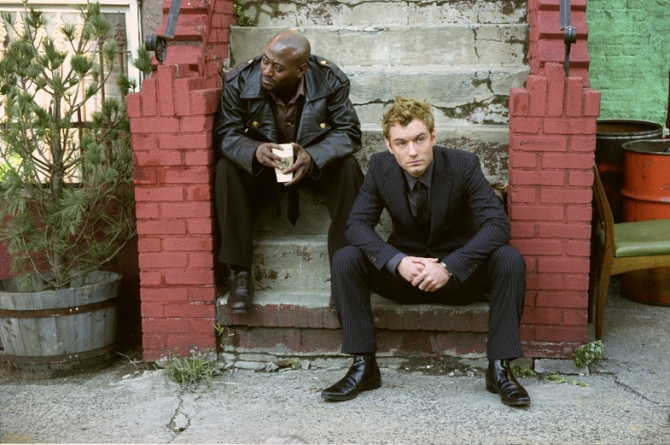 Omar Epps, Jude Law