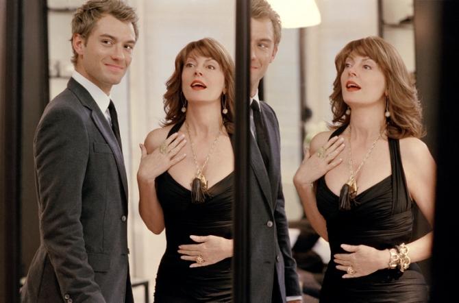 Jude Law, Susan Sarandon