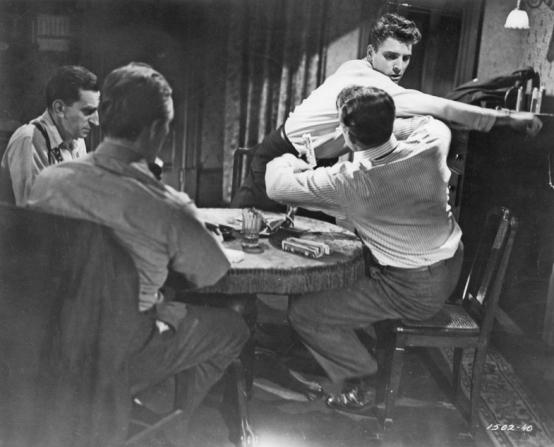 Burt Lancaster, Albert Dekker