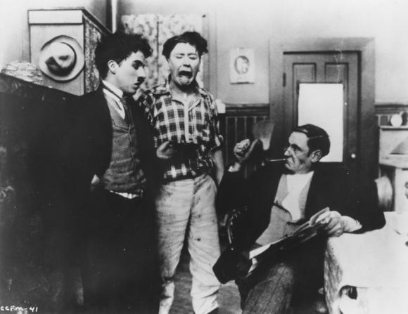 Charles Chaplin, Paddy Mcguire