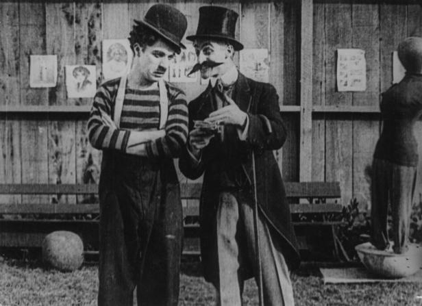 Charles Chaplin, Leo White