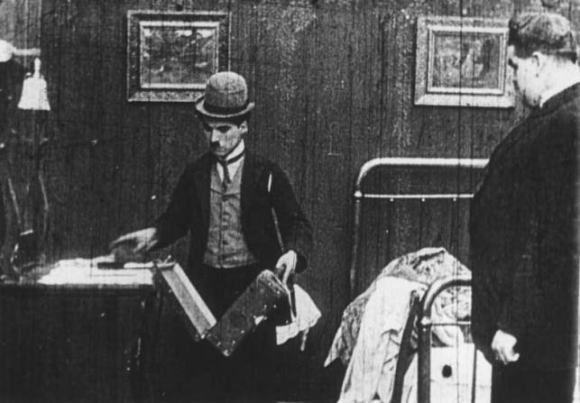 Charles Chaplin, Bud Jamison