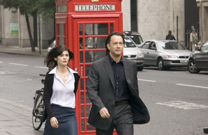 Audrey Tautou, Tom Hanks