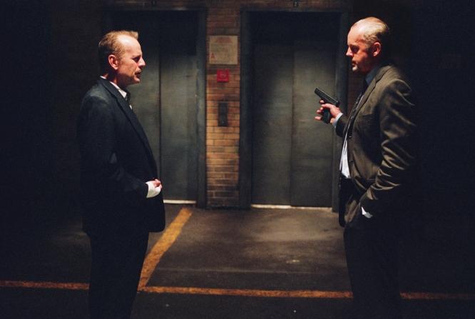Bruce Willis, David Morse