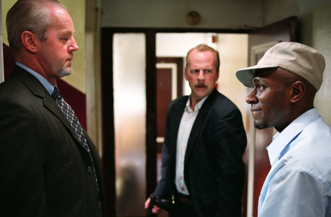 David Morse, Bruce Willis, Mos Def