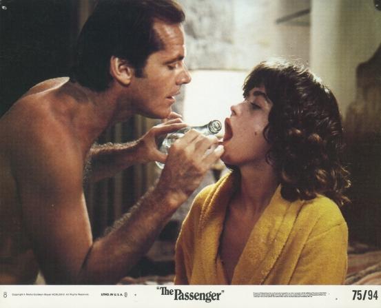 Jack Nicholson, Maria Schneider