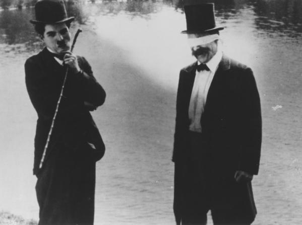 Charles Chaplin, Charles Inslee